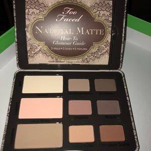 Too faced natural pallet